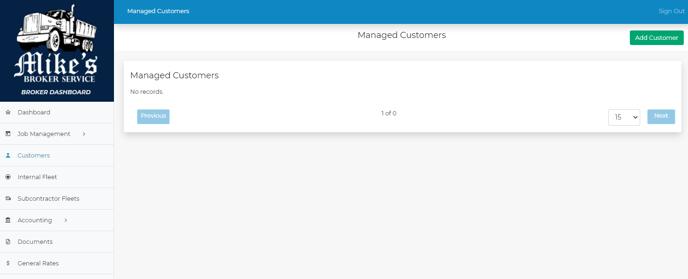 broker add customer
